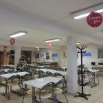 Intérieur Du Restaurant Scolaire